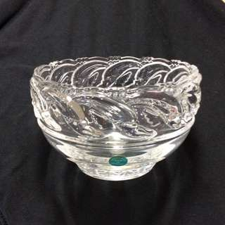 Tiffany & Co 正品 水晶碗