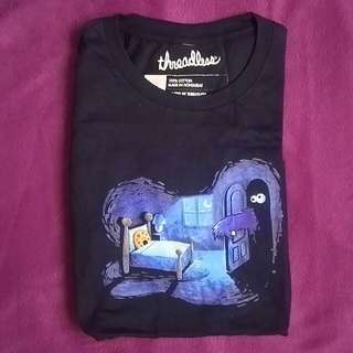 BRAND NEW THREADLESS TEE