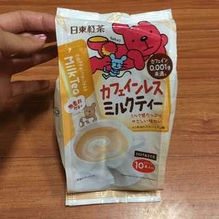 日本 日東奶茶 低咖啡因
