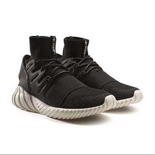 全新正版Adidas X Tubular (束口限定款,黑色)