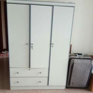 3 door Cupboard ( Reserved)