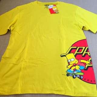 🔆 The Simpson Uniqlo Graphic T Shirt