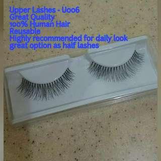 U006 Falsies fake Eyelashes