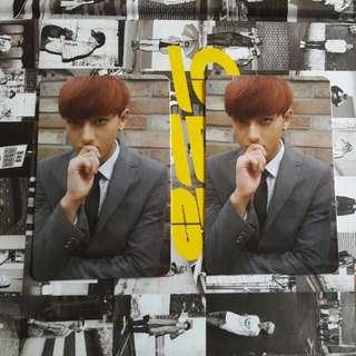 Exo Tao Growl Photocard (Korean Ver.)