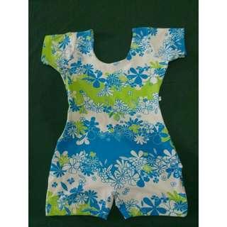 Baju Renang Floral Swimsuit