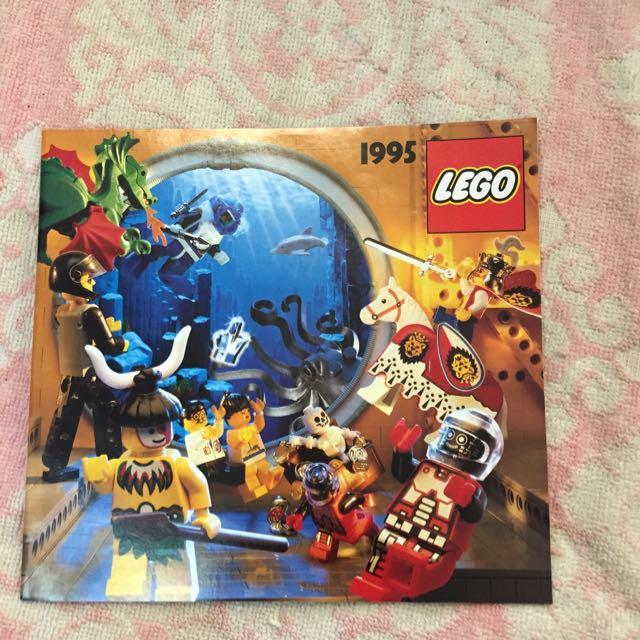 1995 Lego Catalogue