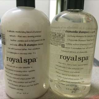 Royal Spa洗髮精
