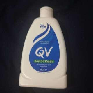 Brand New QV Gentle Wash 250ml
