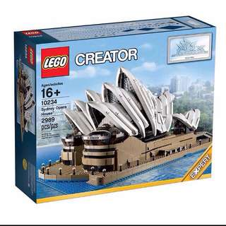 (reserved for Gnoc83) Lego Sydney Opera 10234