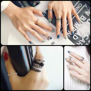 Multi Layer Ring start from 16rb!