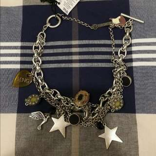 MNG Rocker Necklace