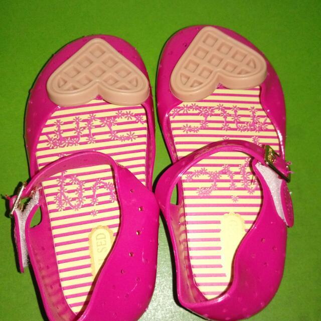 果凍鞋(含運)