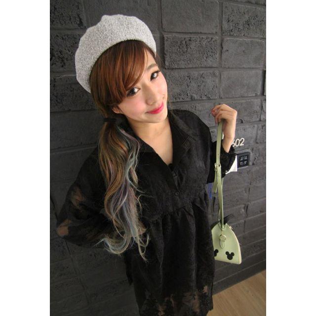 轉賣現貨一件 KATZE 黑色蕾絲洋裝 蕾絲柔軟不扎人(原價890!)