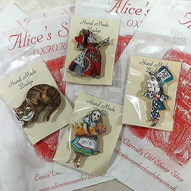 英國Alice Shop可愛別針