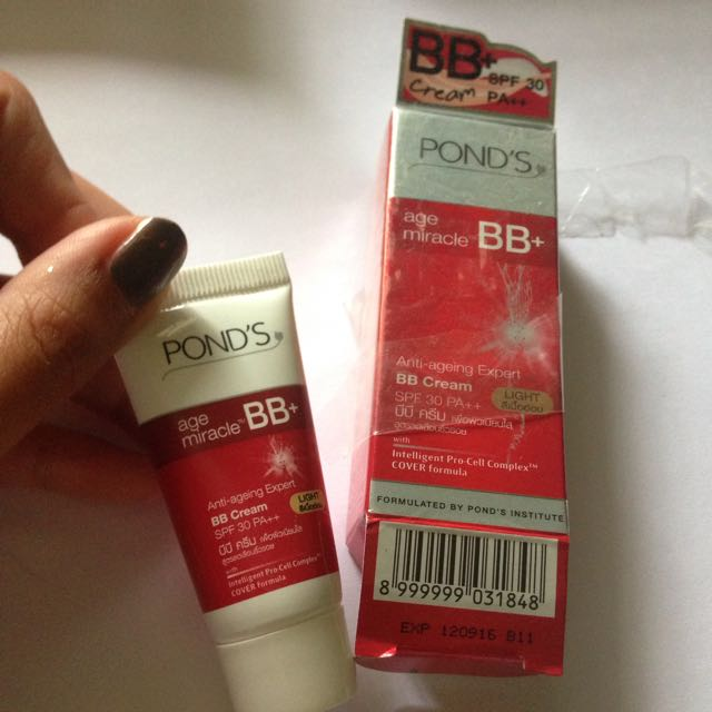 BB CREAM PONDS AGE MIRACLE