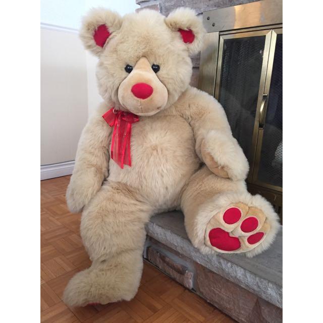 Big Cuddle Teddy Bear