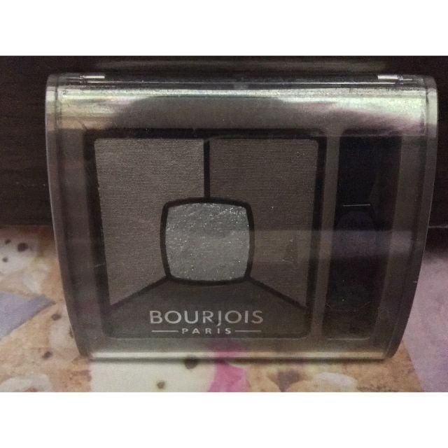 BOURJOIS妙巴黎 極燦光眼影盒 #05裸棕晶燦銀