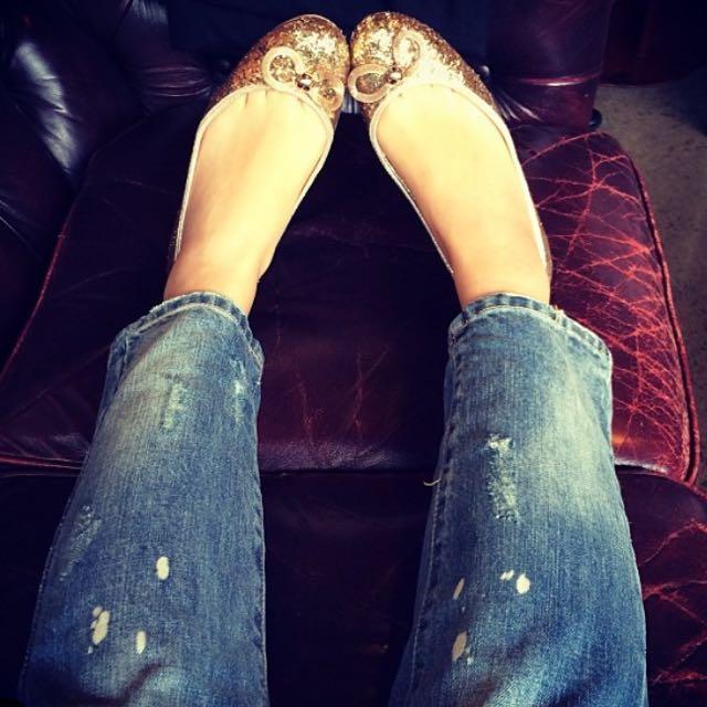 Boyfriend Jeans. Will Fit Size 8-10