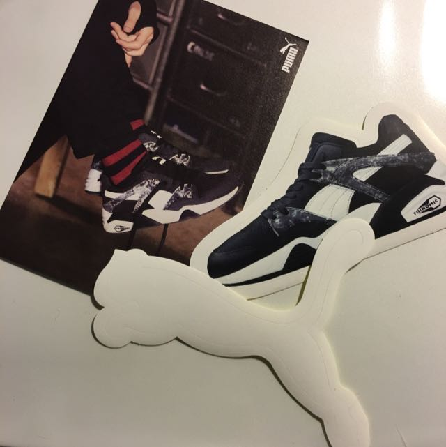 [BTS] Random PUMA Photocard / Stickers