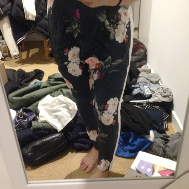Cameo The Label Floral Pants