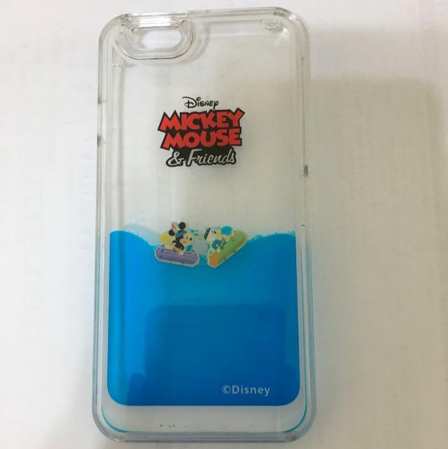 Disney 米奇 唐老鴨 i phone 6/6s 手機殼