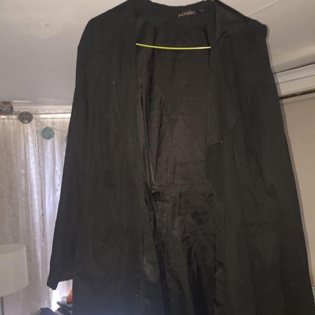 Dissh Semi- Velvet Jacket