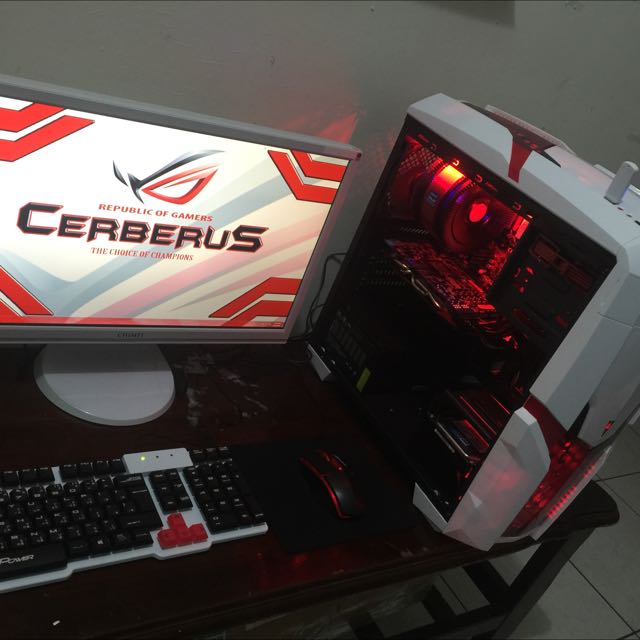 Gaming PC Intelcore I5