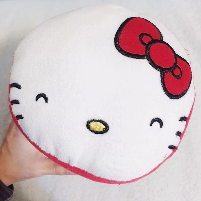 免運現貨👌🏻Hello kitty 抱枕 凱蒂貓