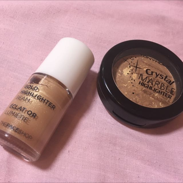 Highlighter Golden Shade For Both