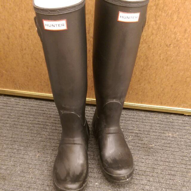 Hunter女雨鞋