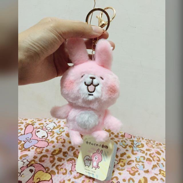 日本kanahei卡娜赫拉 兔兔 包包掛件