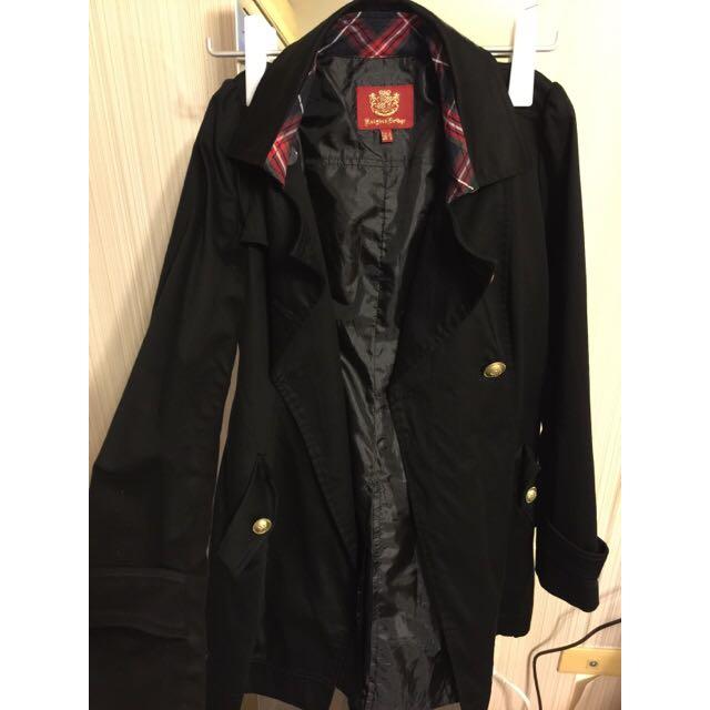 KB風衣外套