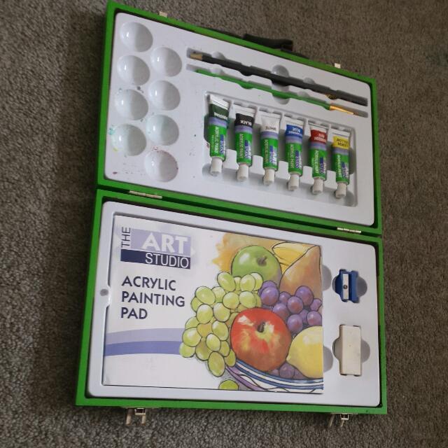 Mini Art Kit