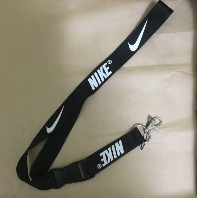 (保留)Nike 吊繩 頸 鑰匙 識別證