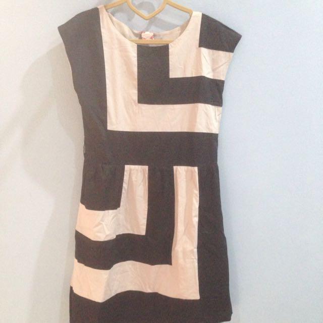 Preloved Cammomile Dress