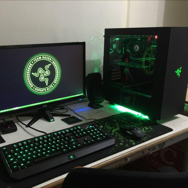 Razer GAMING PC