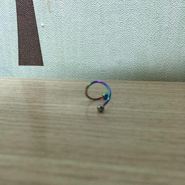 S個性耳環