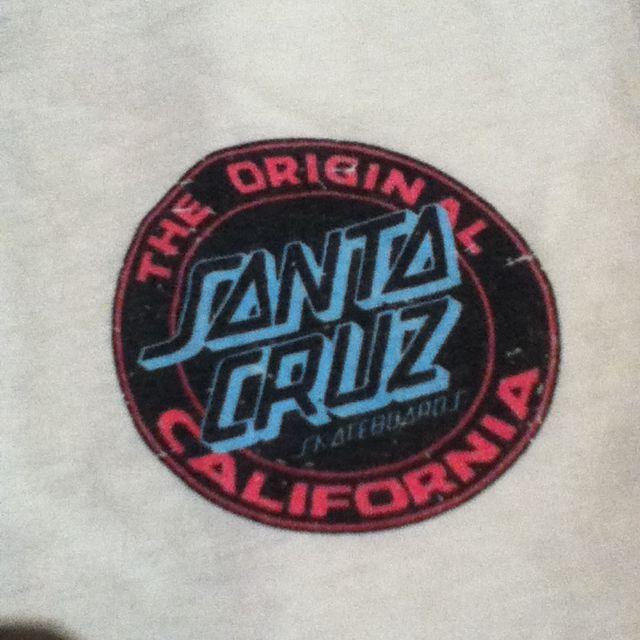 Santa Cruz Tee
