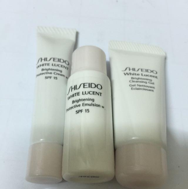 Shiseido 資生堂美透白3件組