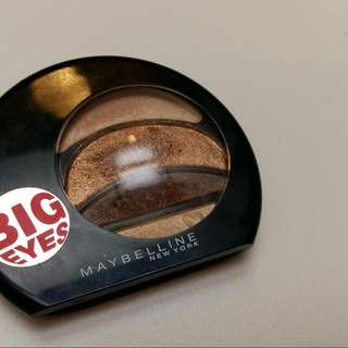 maybellin new york眼影