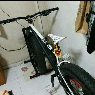 Fat Bike Fatbike Big Wheel Bike