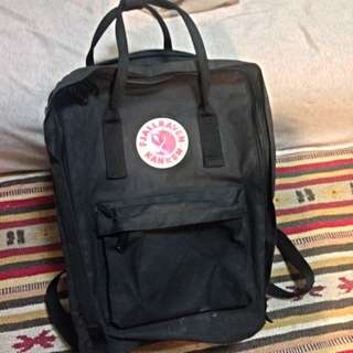 Fjallraven KANKEN Laptop BIG 黑色 狐狸包 筆電版