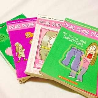 Dear Dumb Diary Books