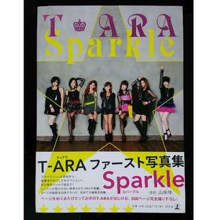 """(RESERVED) T-ARA First Photo Book """"Sparkle"""""""