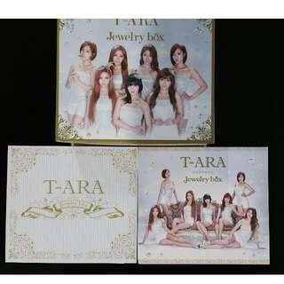 (RESERVED) T-ARA Jewelry Box (Diamond Edition)