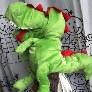 手偶,恐龍