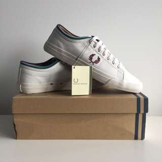 (RESERVED) Fred Perry Leather Sneakers/ Shoes