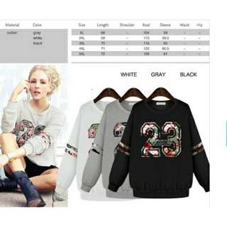 BN Black Pullover 23 - Clearance