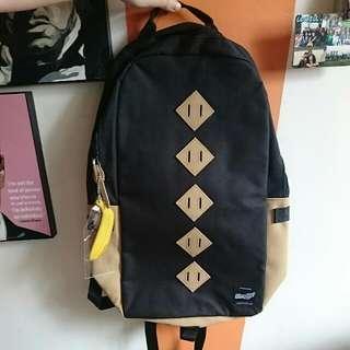 BN Aslurpape Black Bagpack