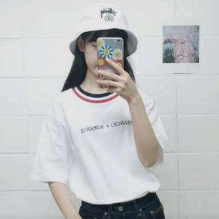 韓國短袖上衣